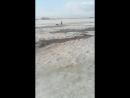возвращение с подлёдной рыбалки 2018