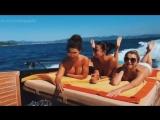Анна Седокова, Мария Банкова (Григорьева-Апполонова) голая на отдыхе в Сен-Тропе - Instagram, 28/06/2018