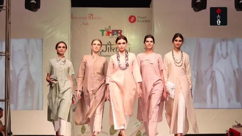 Fashion Show By Tihar Jail Inmates