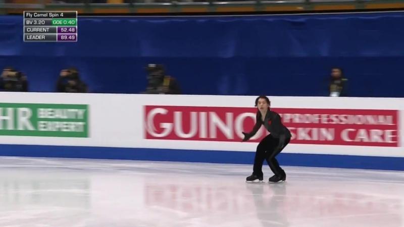 4CC 2018 Takahito MURA FS