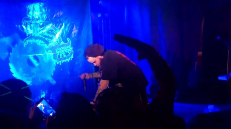 Liquid Assassin - Run Away (Live 4/5 Tour, 4-23-17, Columbus, OH)