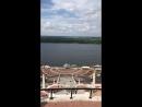 НН Чкалов и обалденный пейзаж