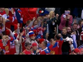 Видео, которое блокирует Ютуб: Российские хоккеисты спели гимн на награждении вопреки запрету МОК