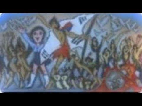 Южнокорейский антикоммунистический мультфильм для детишек | Недообзор