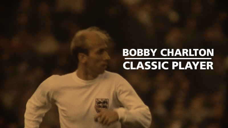 TBT Bobby CHARLTON - FIFA Classic Player