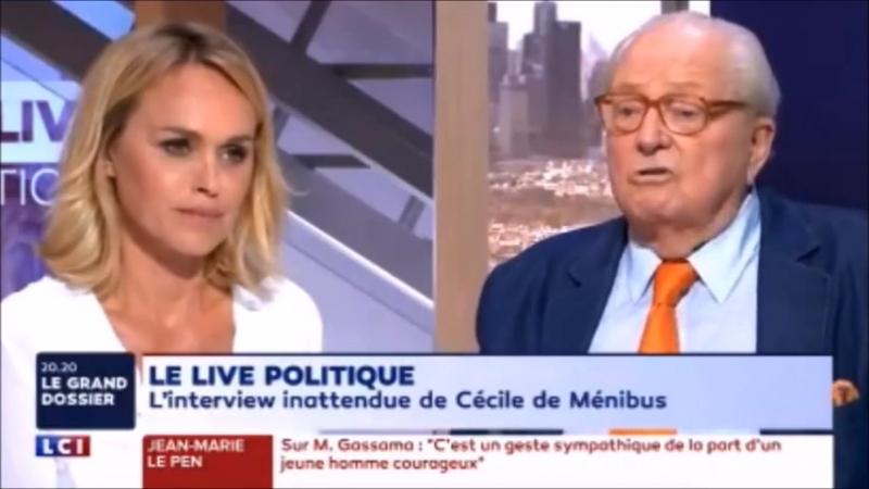 Famille - Pour Jean-Marie Le Pen, il faut prendre exemple sur Erdogan.