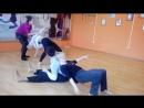 Контактная импровизация в Калининграде КИ