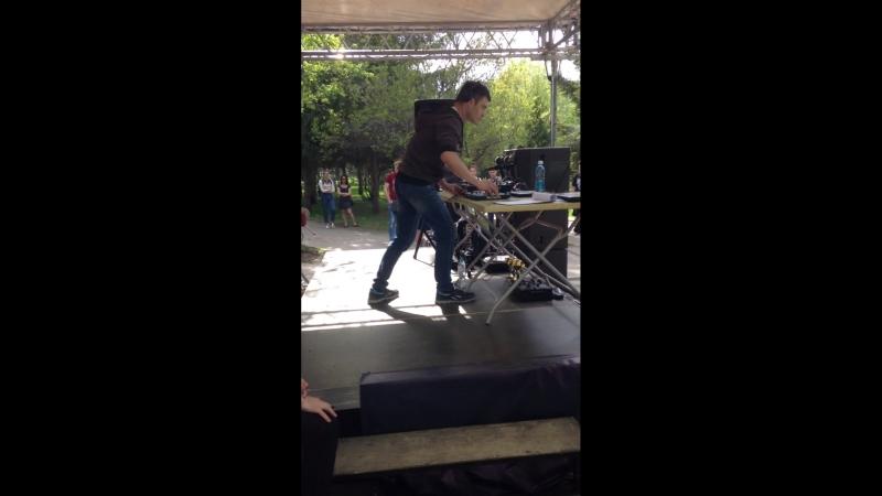 Городская битва диджеев DJ DeE A.r.T