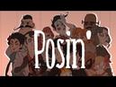 Posin' meme- Don't Starve