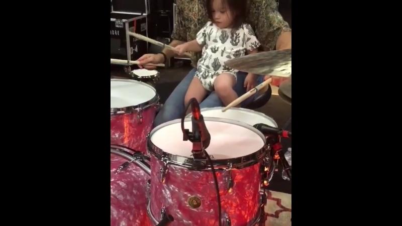 Paramore at rehearsal