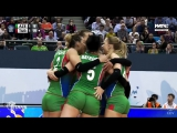 Top 10 BEST Volleyball Blocks 1 VS 1. Womens EUROVOLLEY 2017.