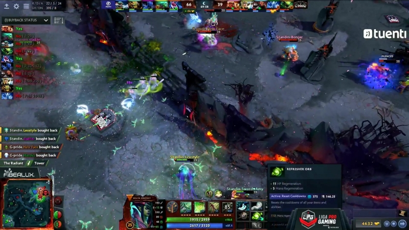 CDM eSports cierra una partida de 70 minutos de la manera más épica