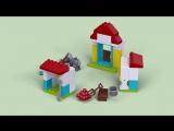 Lego Duplo Конюшня на ферме