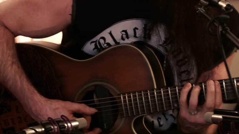 Zakk Wylde 'The Day That Heaven Had Gone Away' (Live Session at the Hendrix Flat) Full HD