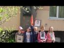 Митинг у памятной доски Лени Голикову