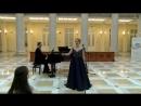 В.А. Моцарт. Ария Керубино из оп. Свадьба Фигаро