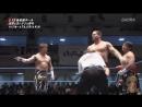 Joe Doering, KAI, TAJIRI vs. Kento Miyahara, Naoya Nomura, Yoshitatsu (AJPW - Dream Power Series 2018 - Day 3)