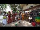 Жители Дакара приветствовали председателя Си Цзиньпина песнями и танцами