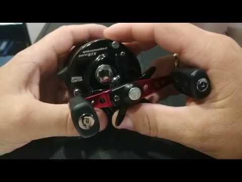 Видеообзор надежного мультипликатора Abu Garcia Ambassadeur AMB STX 5600 по заказу Fmagazin