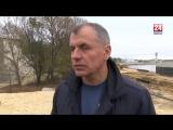 В. Константинов: «Сакский район стал самым успешным крымским регионом в освоении средств ФЦП»
