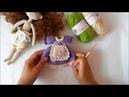 Doll dress crochet / Lady dress