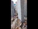 11 метров свая грунт промерз на 1м