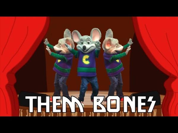 Them Bones 2015 - Chuck E. Cheeses East Orlando, FL