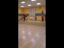 детская хореография 3 4 годика учим новые связки