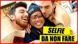 Selfie da NON Fare con Uno Sconosciuto - Esperimento Sociale - theShow