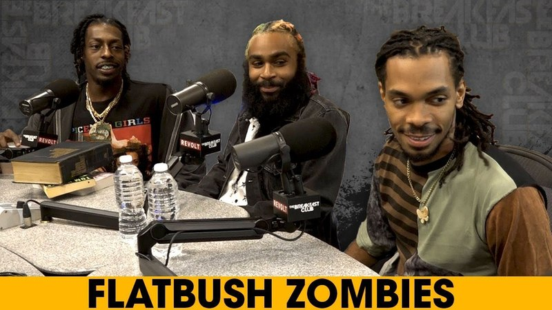 Flatbush Zombies On Psychedelics Music Truths Mental Illness More