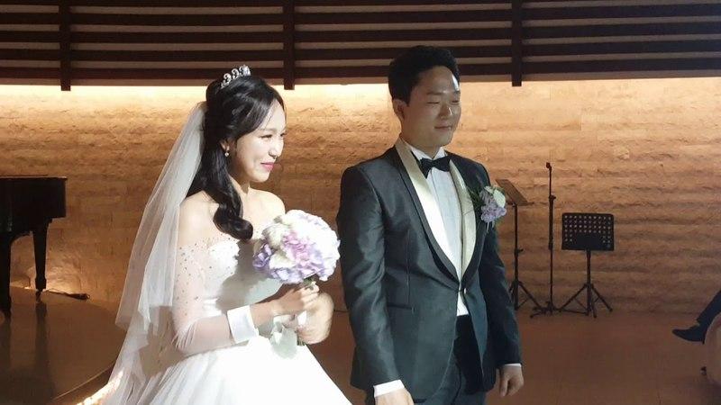 Свадьба в Корее (фотосъёмка)