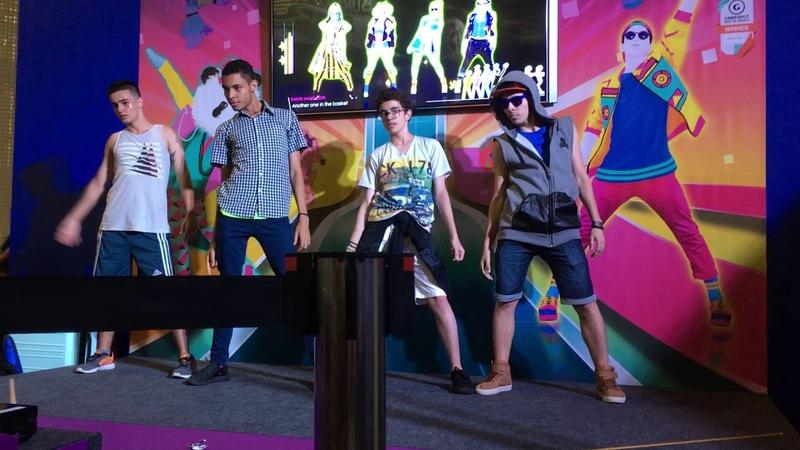 Just Dance 2018 - Swish Swish by Katy Perry (Brasil Game Show 2017)