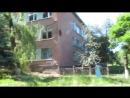 Краматорск 1 июля 2014 Школа №24 после артобстрела Краматорска в ночь на 1 июля 2014г