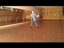 Студия современного танца MAFIA конкурс собственной хореографии 13.12.17 Инюшина Катя 3 место