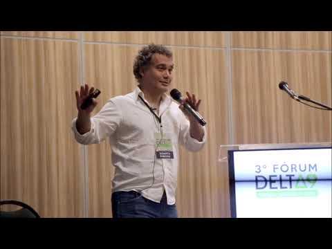 3º Fórum Delta9 - Sidarta Ribeiro - Maconha, Saúde e Cérebro