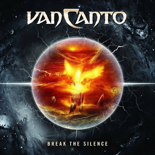Van Canto альбом Break the Silence (Bonus Version)