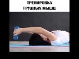 Качаем мышцы груди