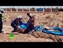 Сотни тел под обломками и мины в местах захоронений ситуация в Ракке после освобождения от ИГ
