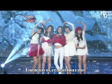 Krystal, Sulli f(x) & Suzy (Miss A) & Jiyoung (KARA) & Sohyun (4MINUTE) – Winter Songs (рус.саб)