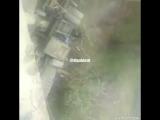 Сегодня пятница 13 сулит неудачу не только в Новороссийске,но и в Абинске:грузовик слетел с моста в овраг