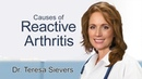 Reactive Arthritis Causes | Dr. Sievers discusses what causes reactive arthritis