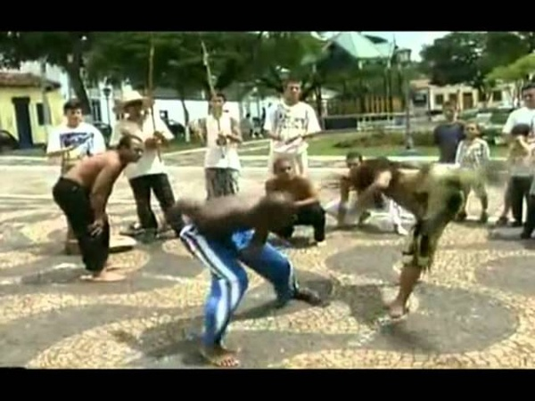 Capoeira Ginga Tribute - Magalenha