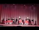 2 выступление . Танец Микки- Маусы