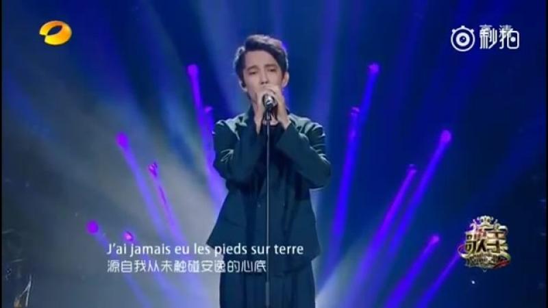 Димаш Кудайбергенов выиграл первый конкурсный день телешоу I Am a Singer в Китае 2018 г