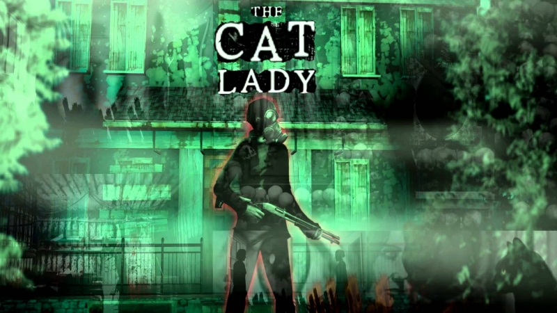The Cat Lady OST - Two Stone Rings (Piano)