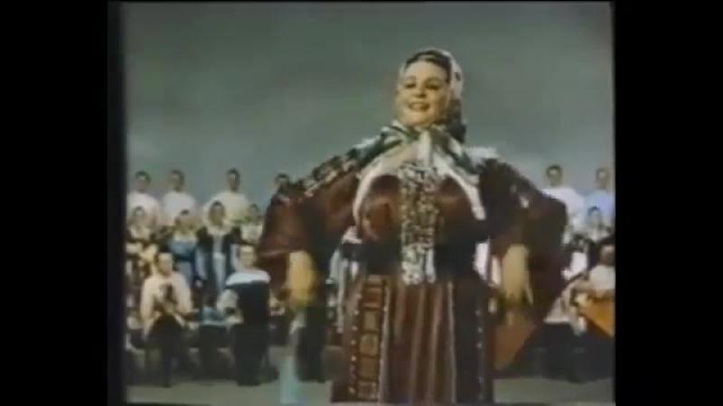 Воронежский хор. поёт Мария Мордасова