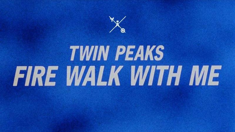YAO - Fire Walk With Me EP (DAVID LYNCH TRIBUTE) TWIN PEAKS