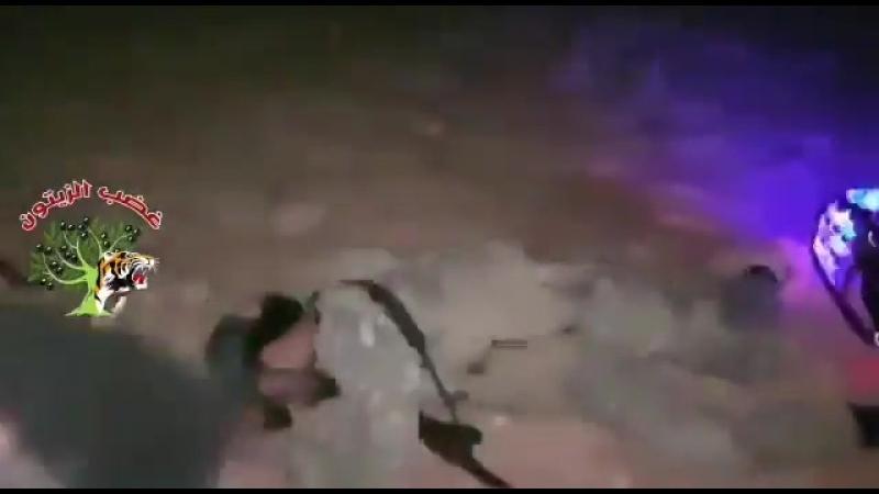 Afarin Mamosta Kurdish Forces eliminated a Turkishbacked jihadi on the outskirts of alBab city