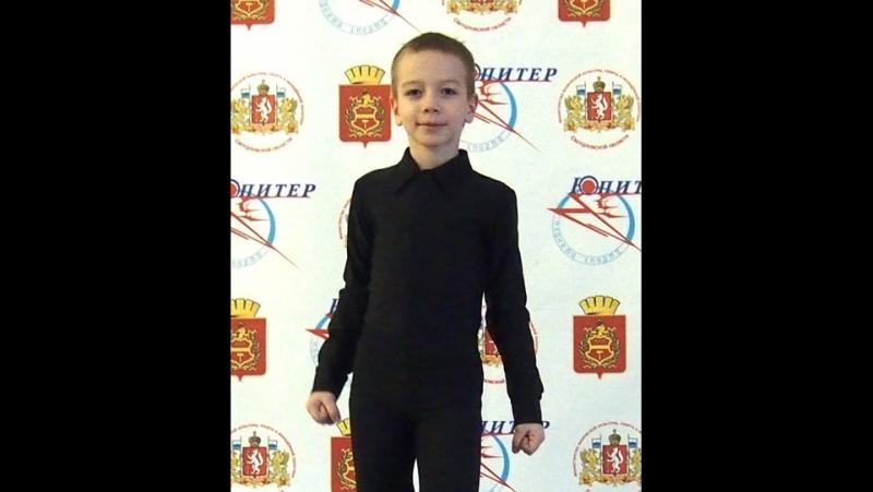 Открытый Кубок Свердловской области, II Этап (04.11.2017 Локомотив)