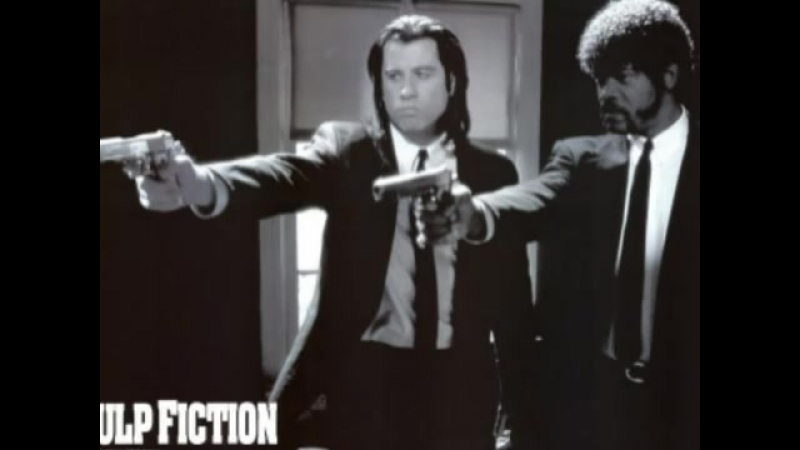 Pulp Fiction Theme_ Surf Rider